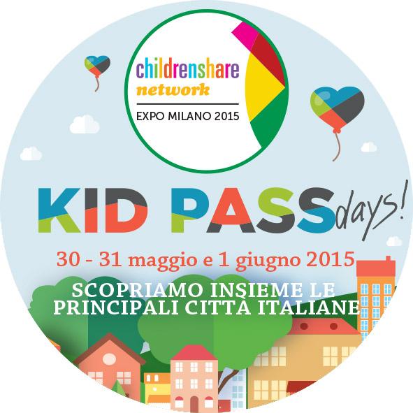 logo kid pass days