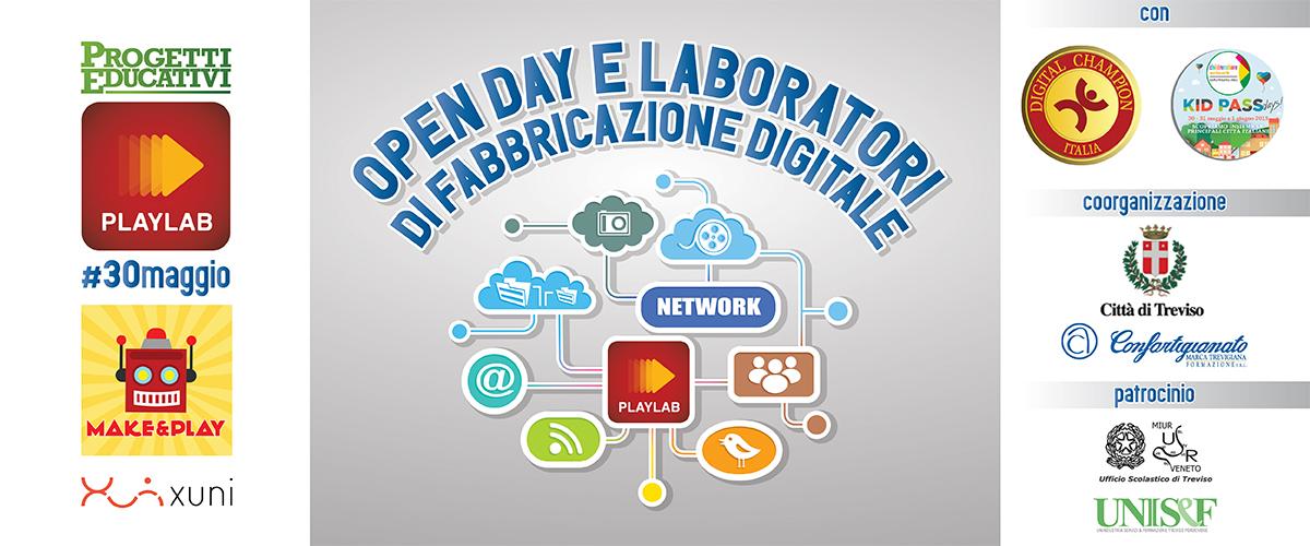 copertina progetto PlayLab laboratori digitali per ragazzi
